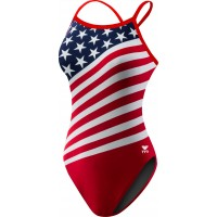 Costum American Flag Crosscutfit