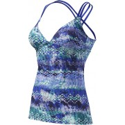Emerald Lake Cascade Cross Tankini