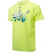 Tricou Barbatesc Graffiti 140.6