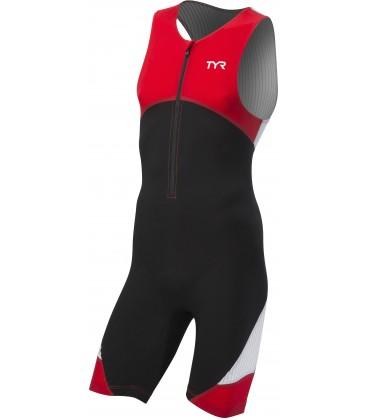 Carbon Padded Front Zip Trisuit