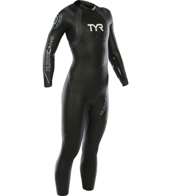 Costum Neopren Hurricane Female Wetsuit Cat. 2 - NEW