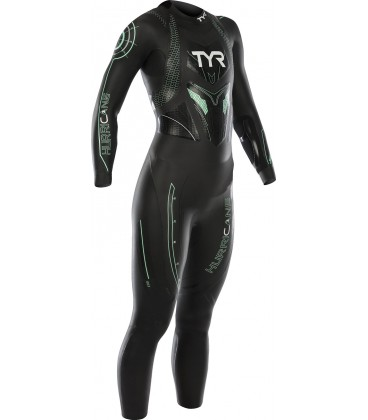 Costum Neopren Hurricane Female Wetsuit Cat. 3 - NEW