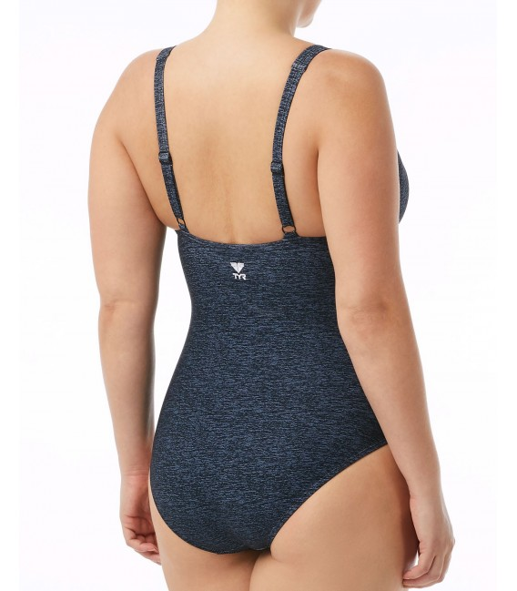 COSTUM MANTRA V-NECK CONTROLFIT SWIMSUIT PLUS