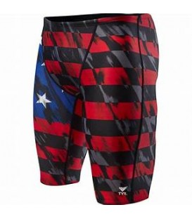 TYR MEN'S VALOR JAMMER SWIMSUIT