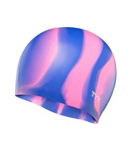 MULTI SILICONE SWIM CAP