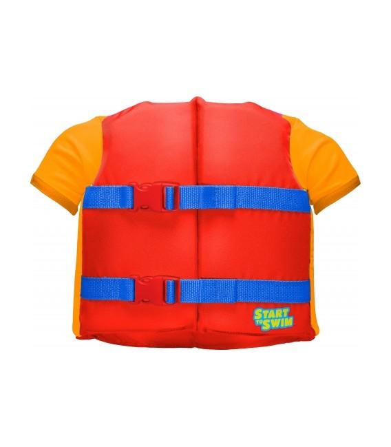 Bluza cu centura pentru copii Flotation Shirt