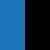 422 - Albastru/Negru
