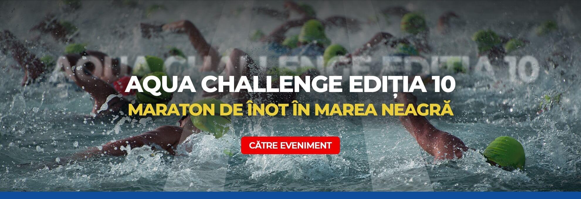 Aqua Challenge Editia 10